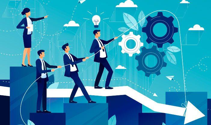 Ledere samarbejder om et samlet mål