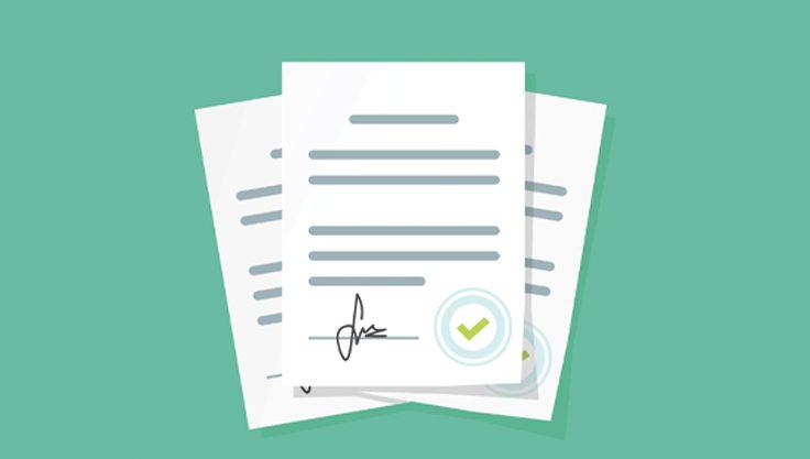 underskrevet-dokument